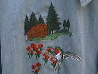 Hummingbird Patten