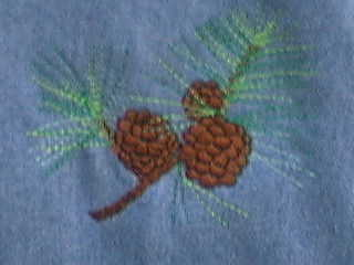 PINECONES Pattern